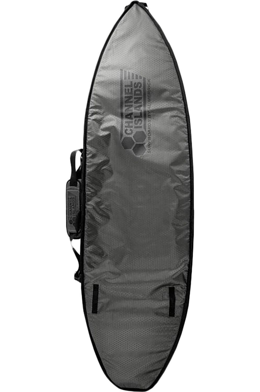 Al Merrick Boardbag 6'3 CX2 DOUBLE Charcoal