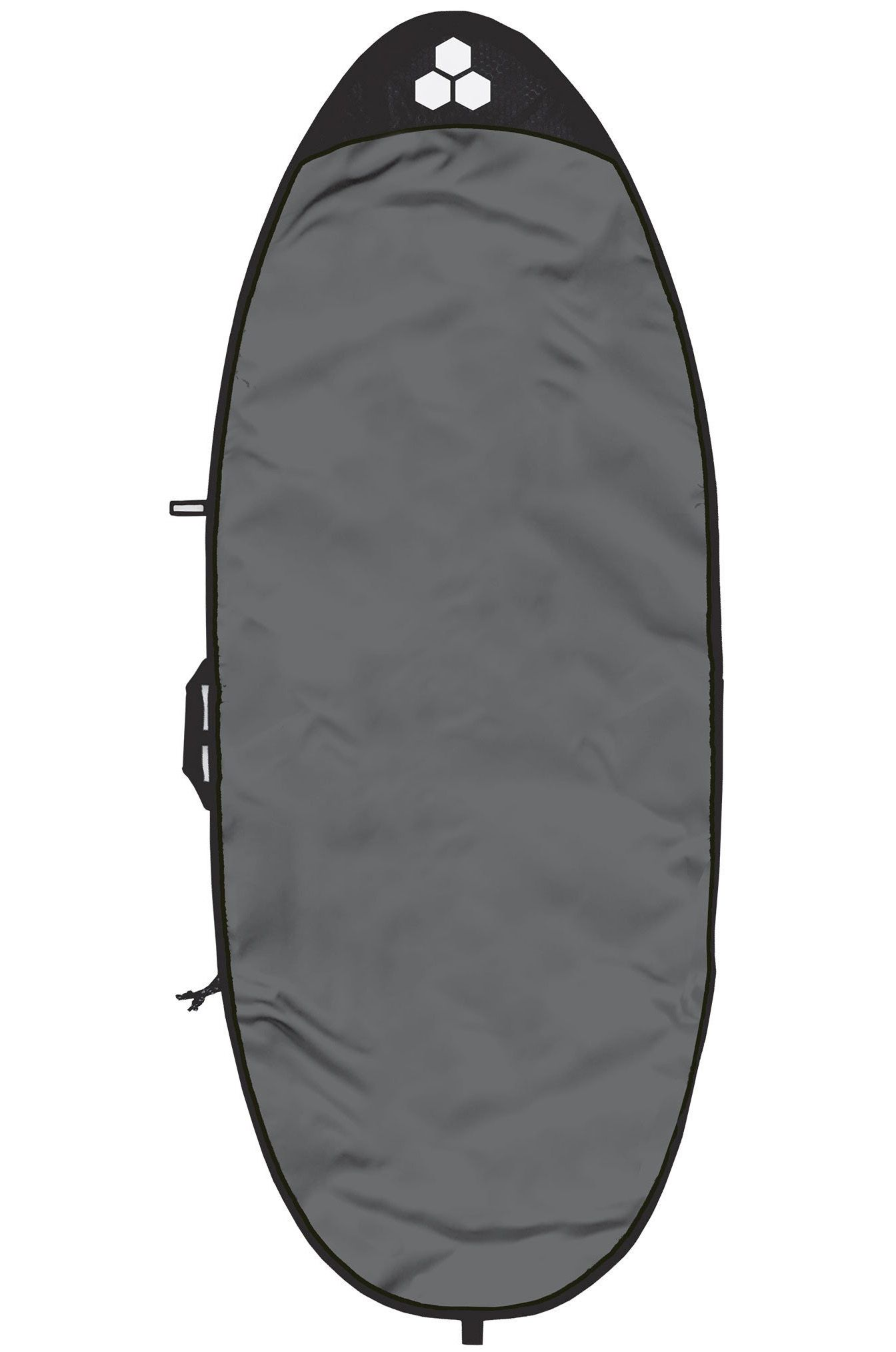 Capa Al Merrick 5'8 FEATHER LITE SPECIALTY BAG Charcoal