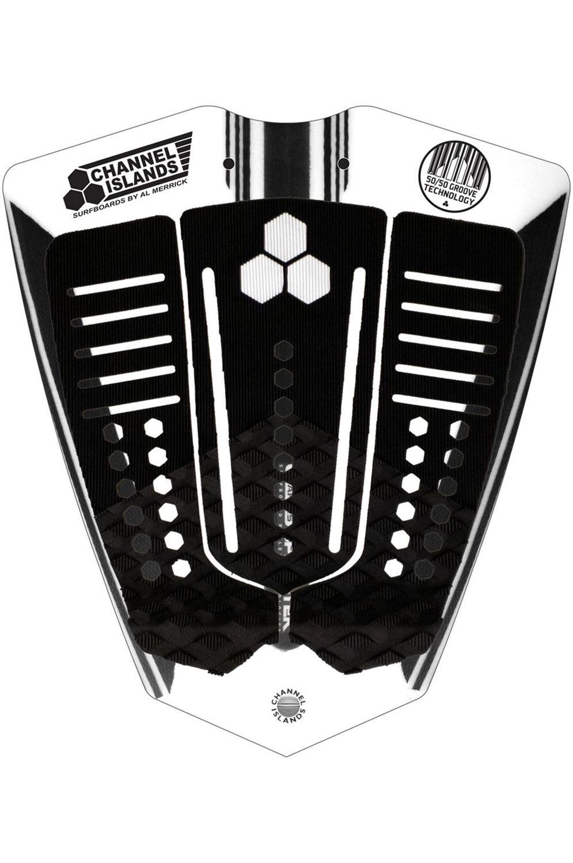 Al Merrick Deck 50 / 50 FLAT Black