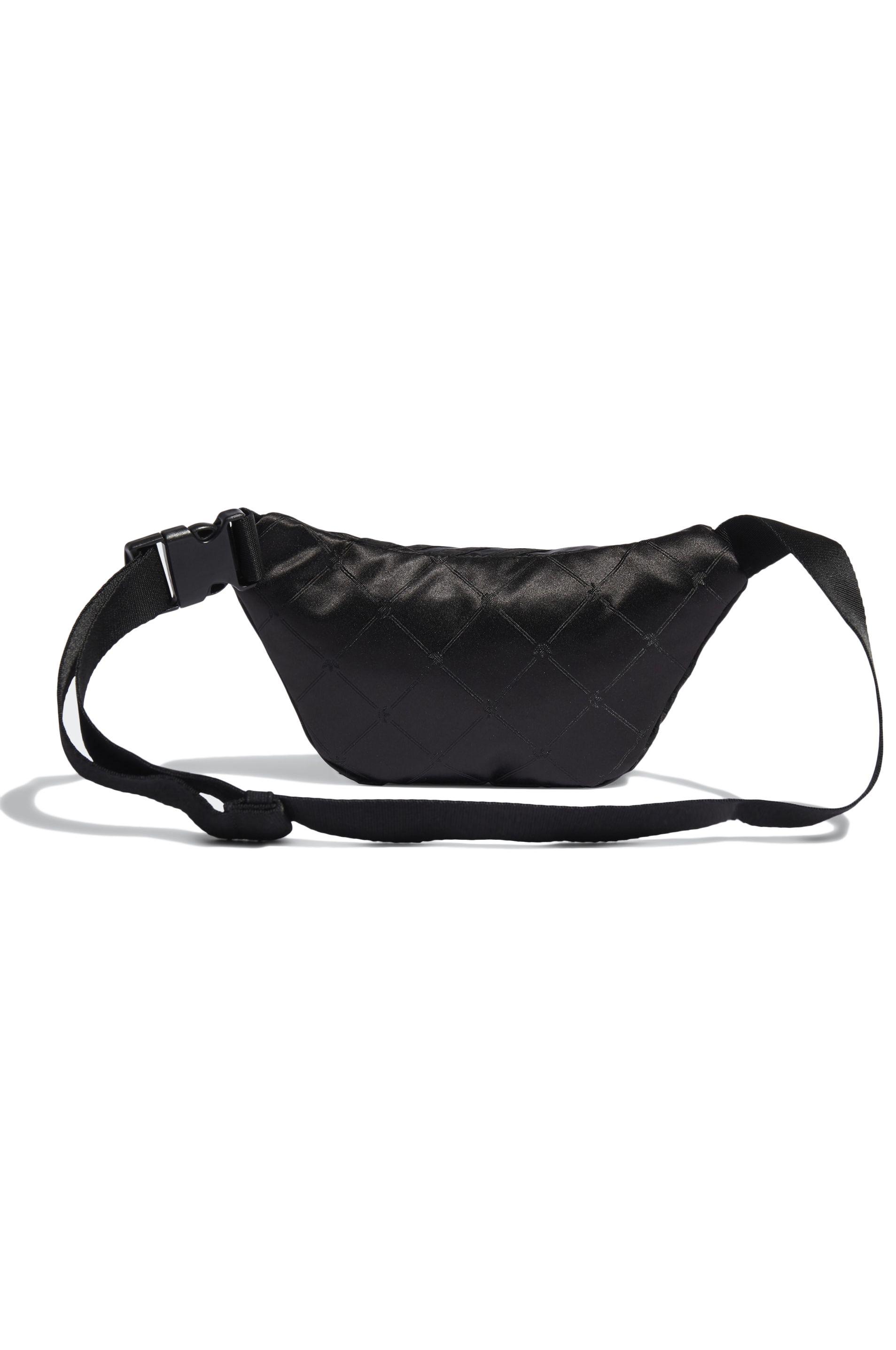Adidas Waist Bag WAISTBAG NYLON Black