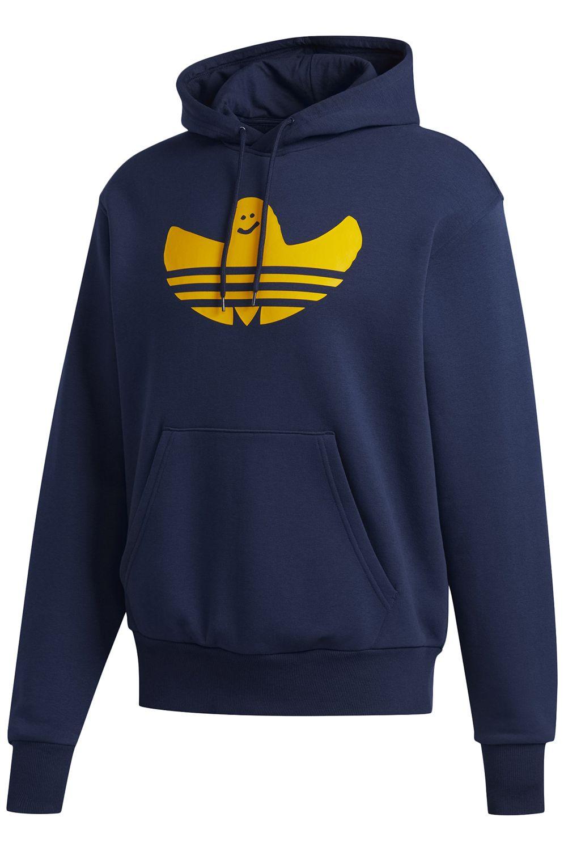 Adidas Sweat Hood G SHMOO Collegiate Navy