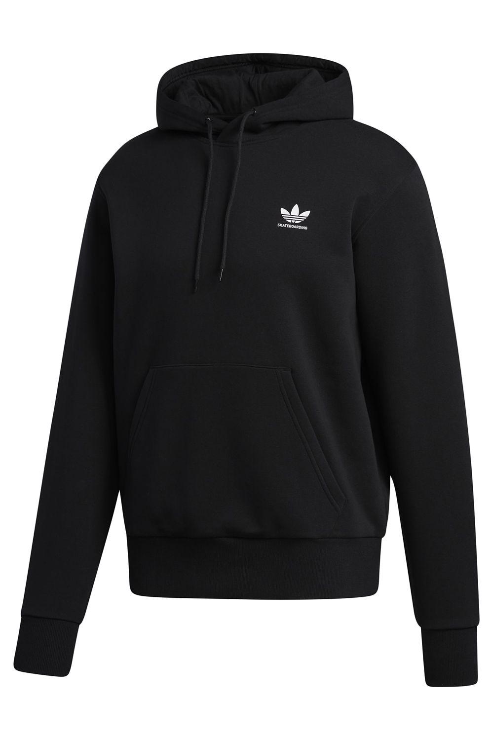 Adidas Sweat Hood 2.0 LOGO HOODIE Black/White