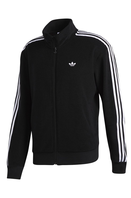 Adidas Coat BOUCLETTE Black/White