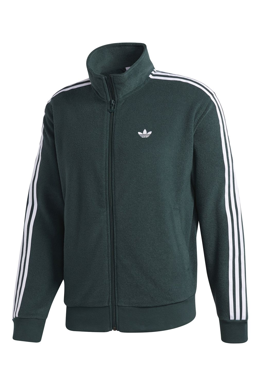 Adidas Coat BOUCLETTE Mineral Green/White