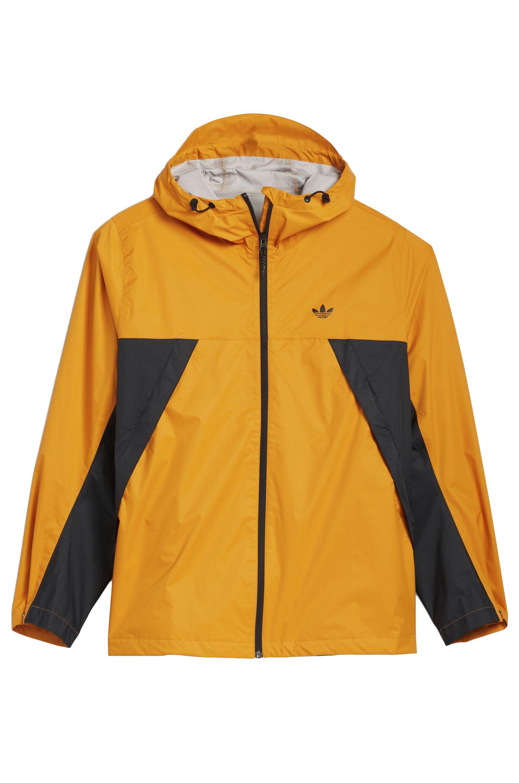 Blusăo Adidas TECH SHELL Black/Focora