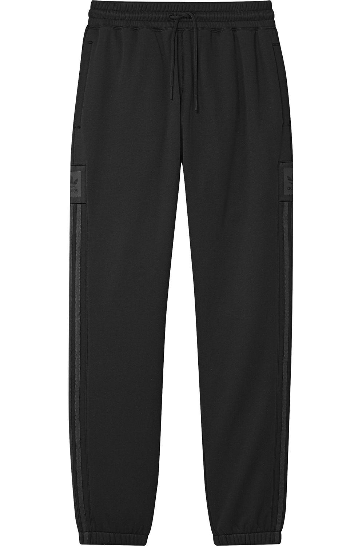 Adidas Pants TECH SWEAT PANT Black/Carbon