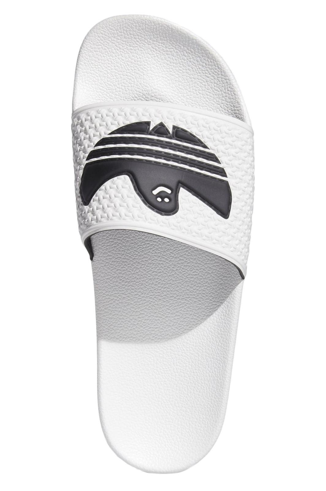 Chinelos Adidas SHMOOFOIL SLIDE Ftwr White/Core Black/Ftwr White