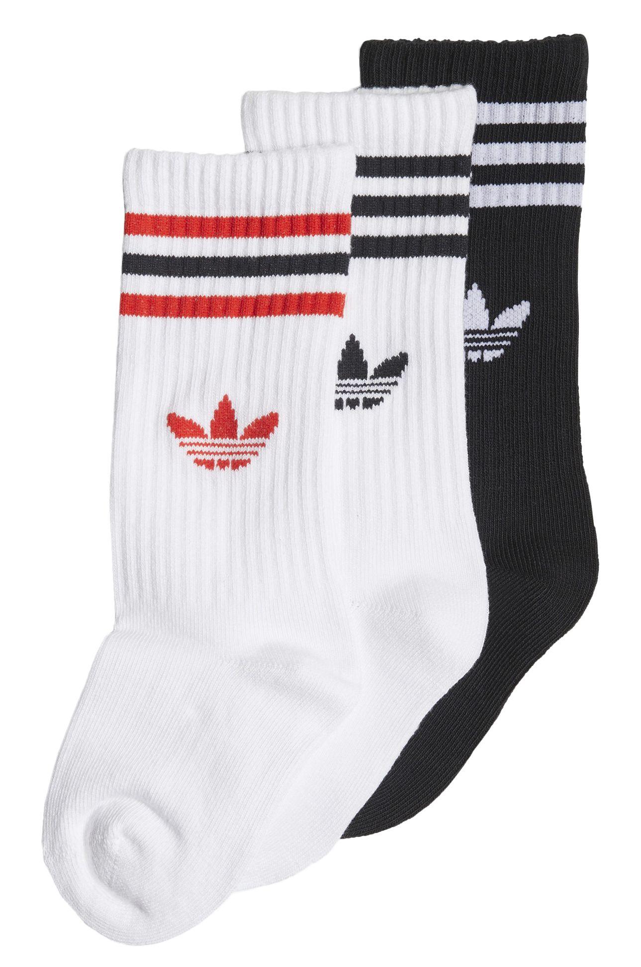 Adidas Socks CREW SOCK 3P White/White/Black
