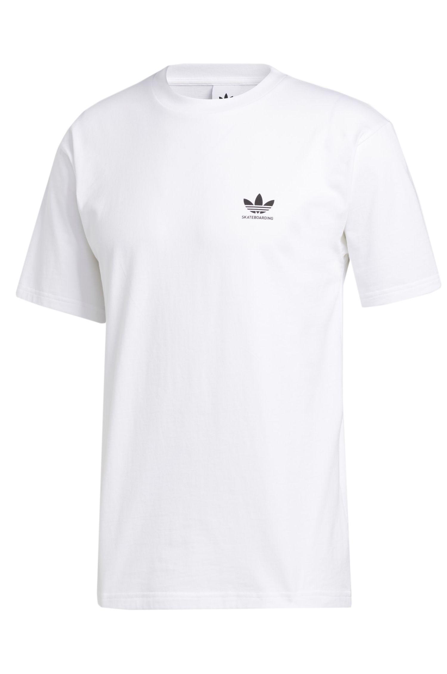 T-Shirt Adidas 2.0 LOGO SS TEE White/Black