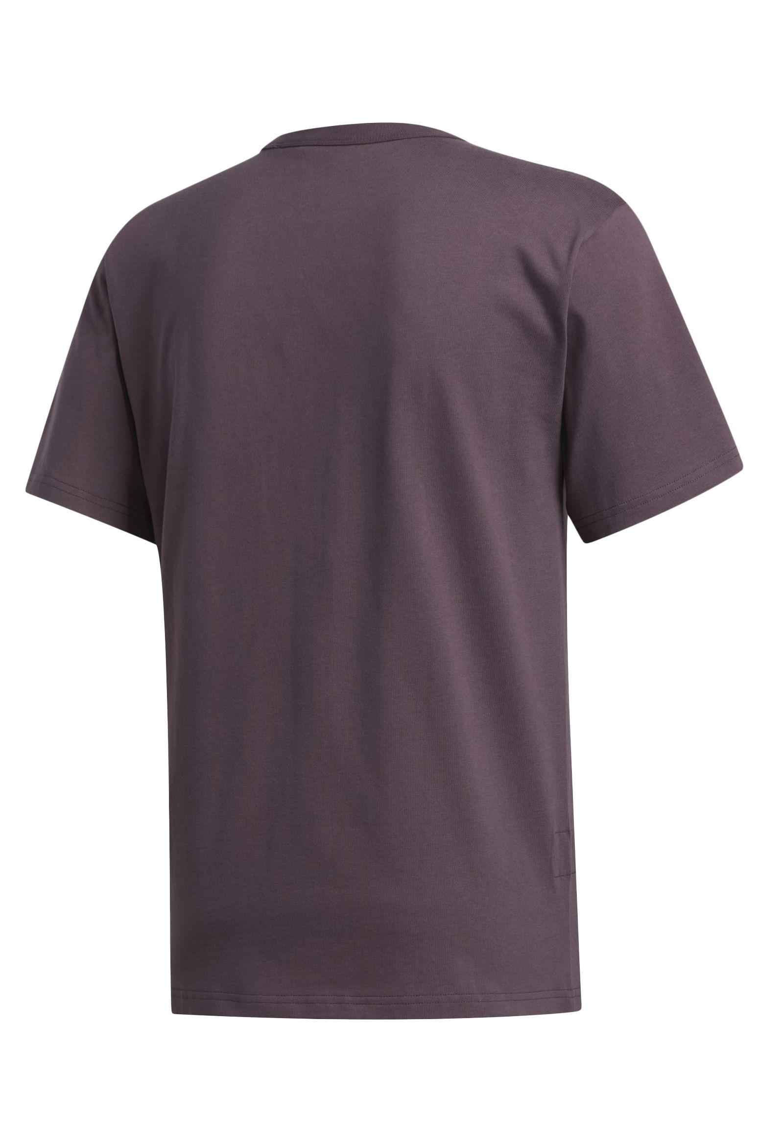 Adidas T-Shirt H SHMOO SS TEE Mineral Red/Bold Gold