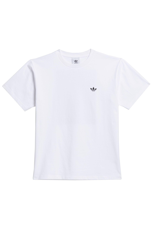 Adidas T-Shirt ZANDER G SS TEE White
