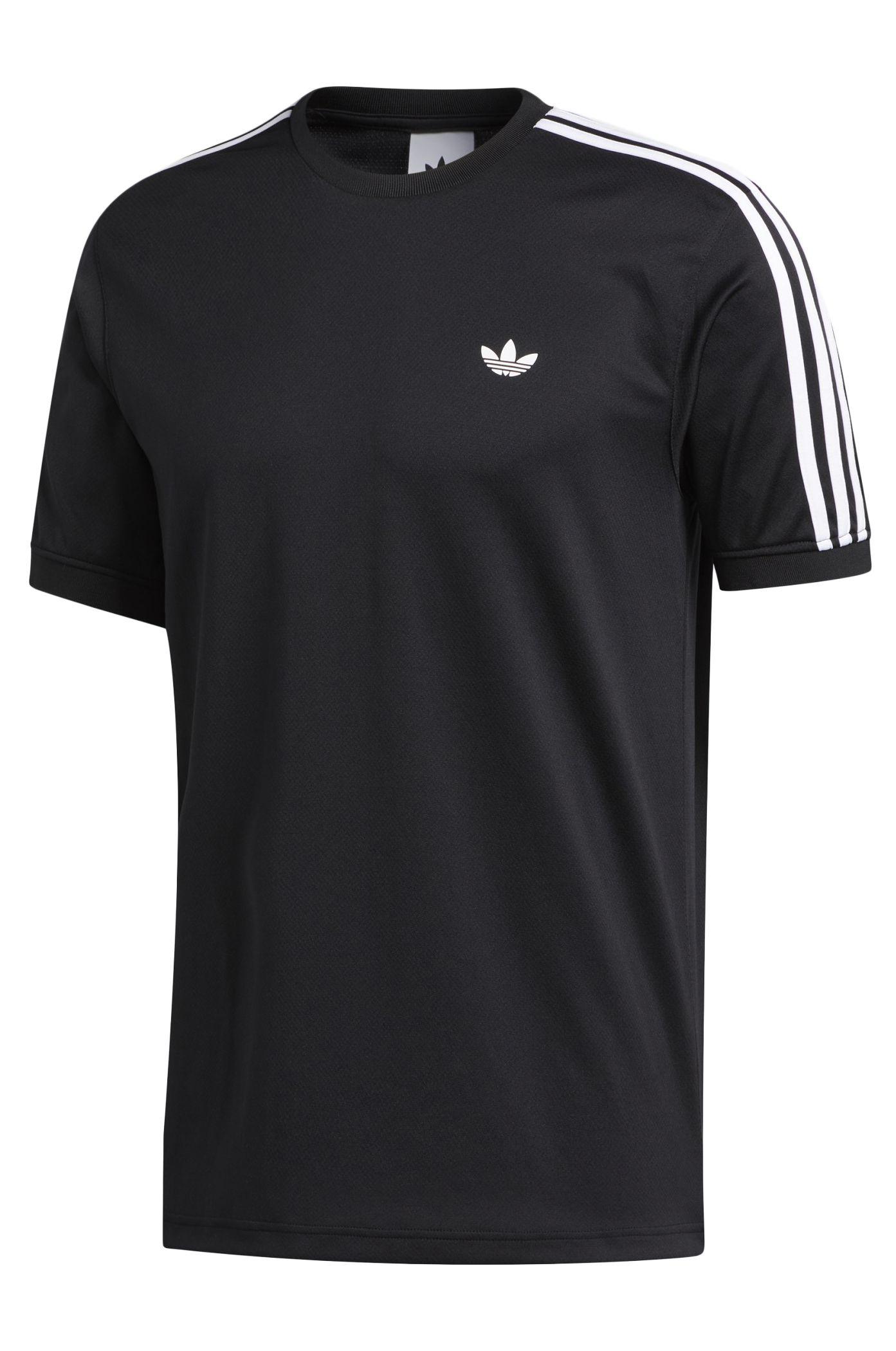 Adidas T-Shirt AERO CLUB JRSY Black/White