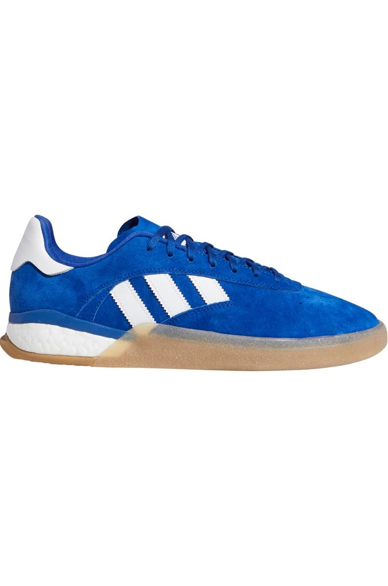 Adidas Shoes 3ST.004 Collegiate Royal/Ftwr White/Antique Silver