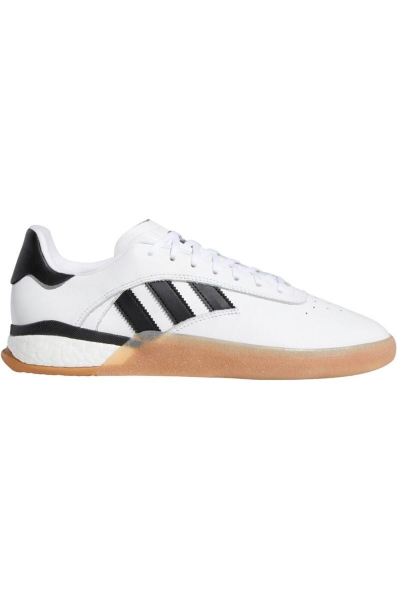 Tenis Adidas 3ST.004 Ftwr White/Core Black/Gum4