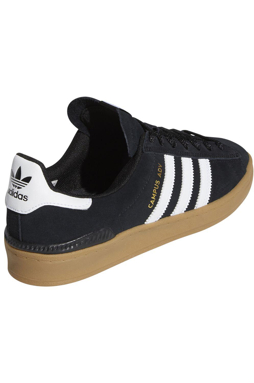 Tenis Adidas CAMPUS ADV Core Black/Ftwr White/Gum4