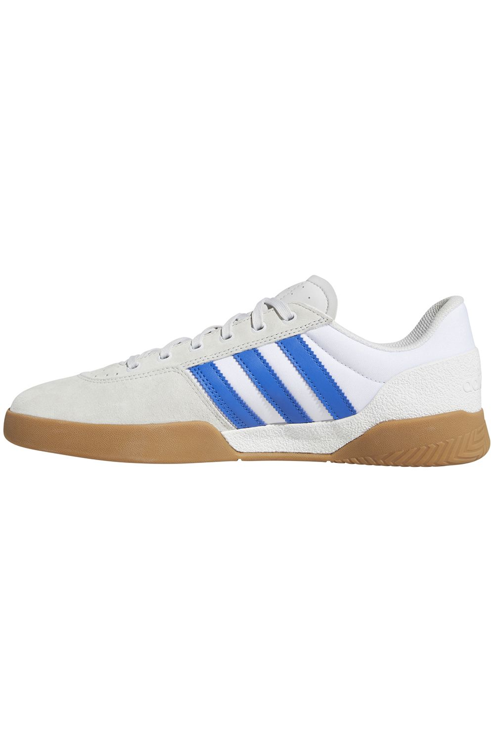 Tenis Adidas CITY CUP Crystal White/Blue/Gum4