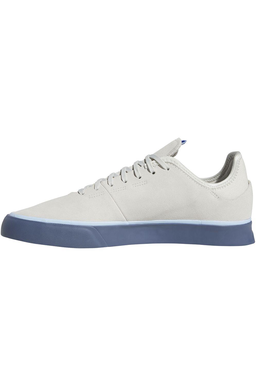Tenis Adidas SABALO Raw White/Glow Blue/Real Blue