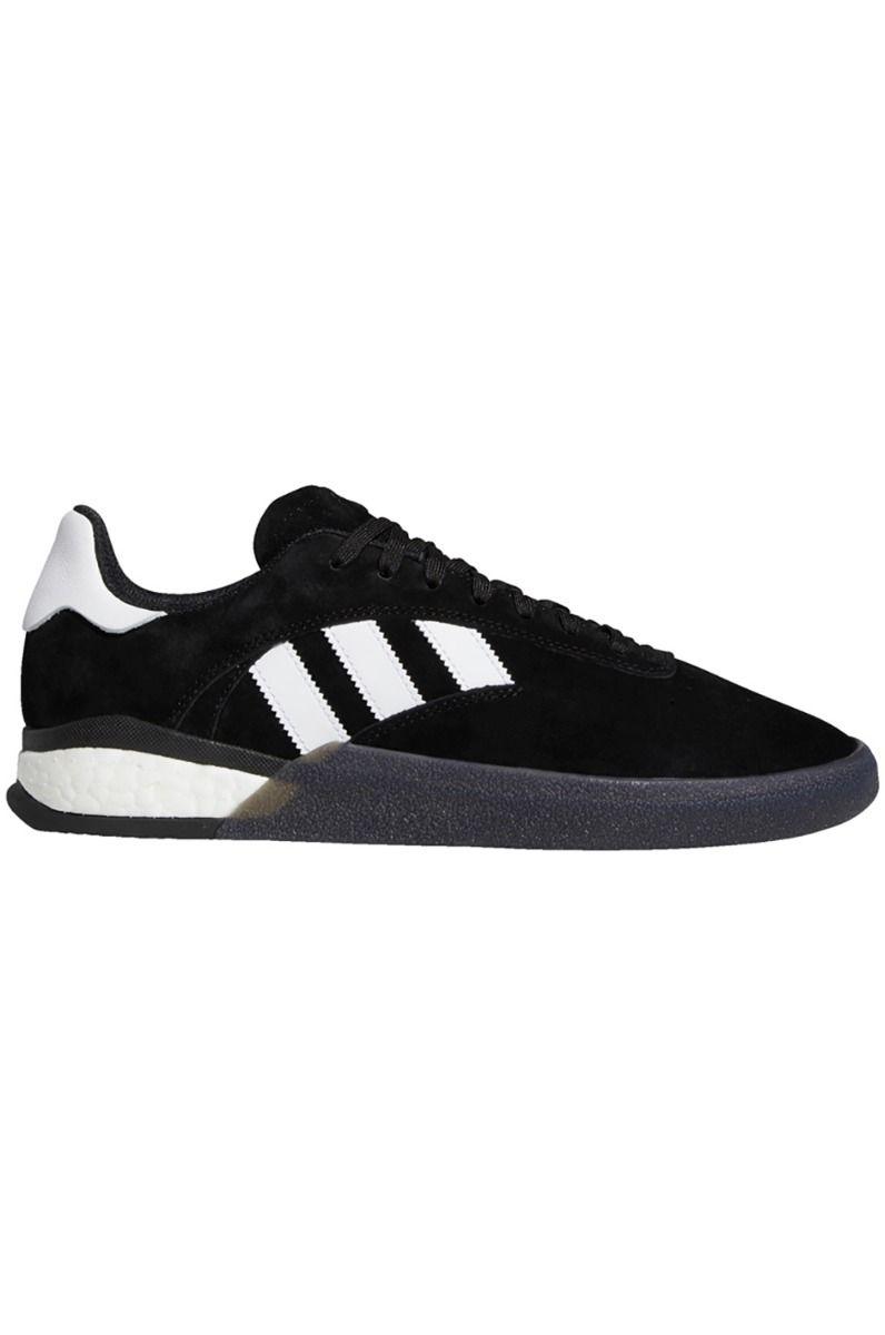 Adidas Shoes 3ST.004 Core Black/Ftwr White/Core Black