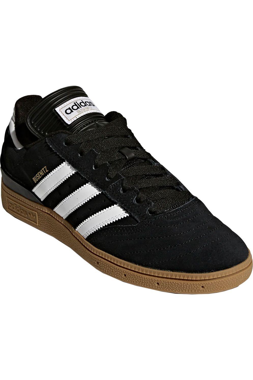 Adidas Shoes BUSENITZ Black1/Runwht/Metgol