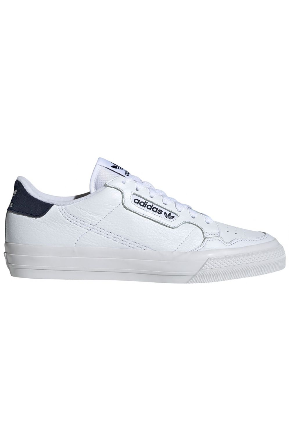 Adidas Shoes CONTINENTAL VULC Ftwr White/Ftwr White/Collegiate Navy