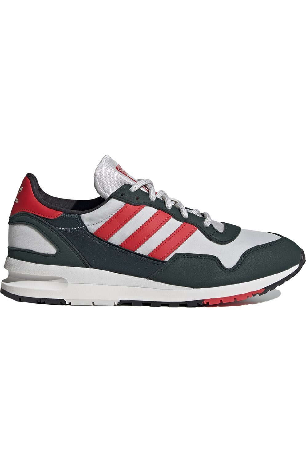 Adidas Shoes LOWERTREE Collegiate Green/Cherry Red/Grey One F17
