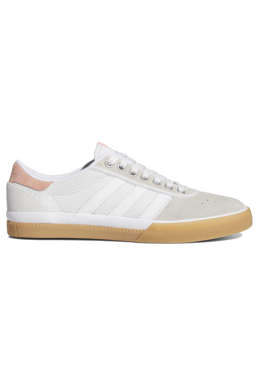 Tenis Adidas LUCAS PREMIERE Crystal White/Sun Glow/Gum 3