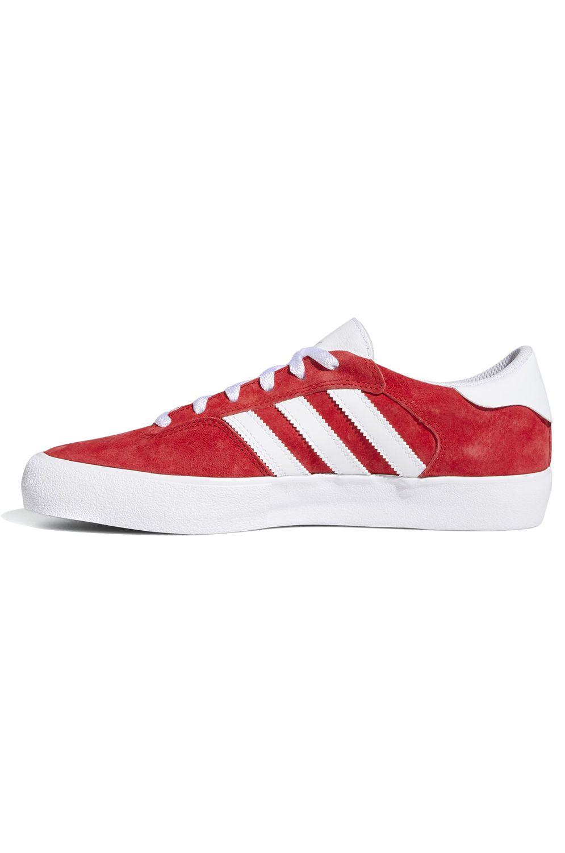 Tenis Adidas MATCHBREAK SUPER Scarlet/Ftwr White/Gold Met.
