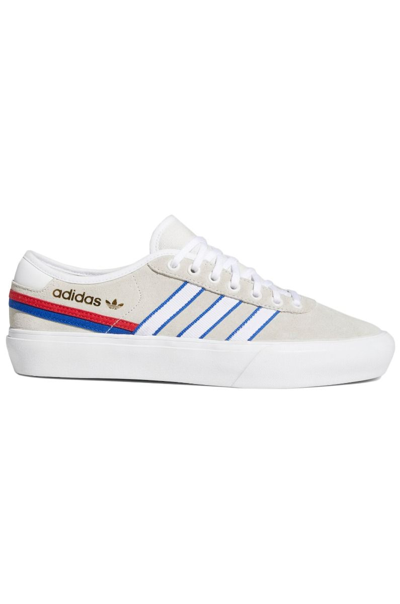 Tenis Adidas DELPALA Crystal White/Ftwr White/Team Royal Blue
