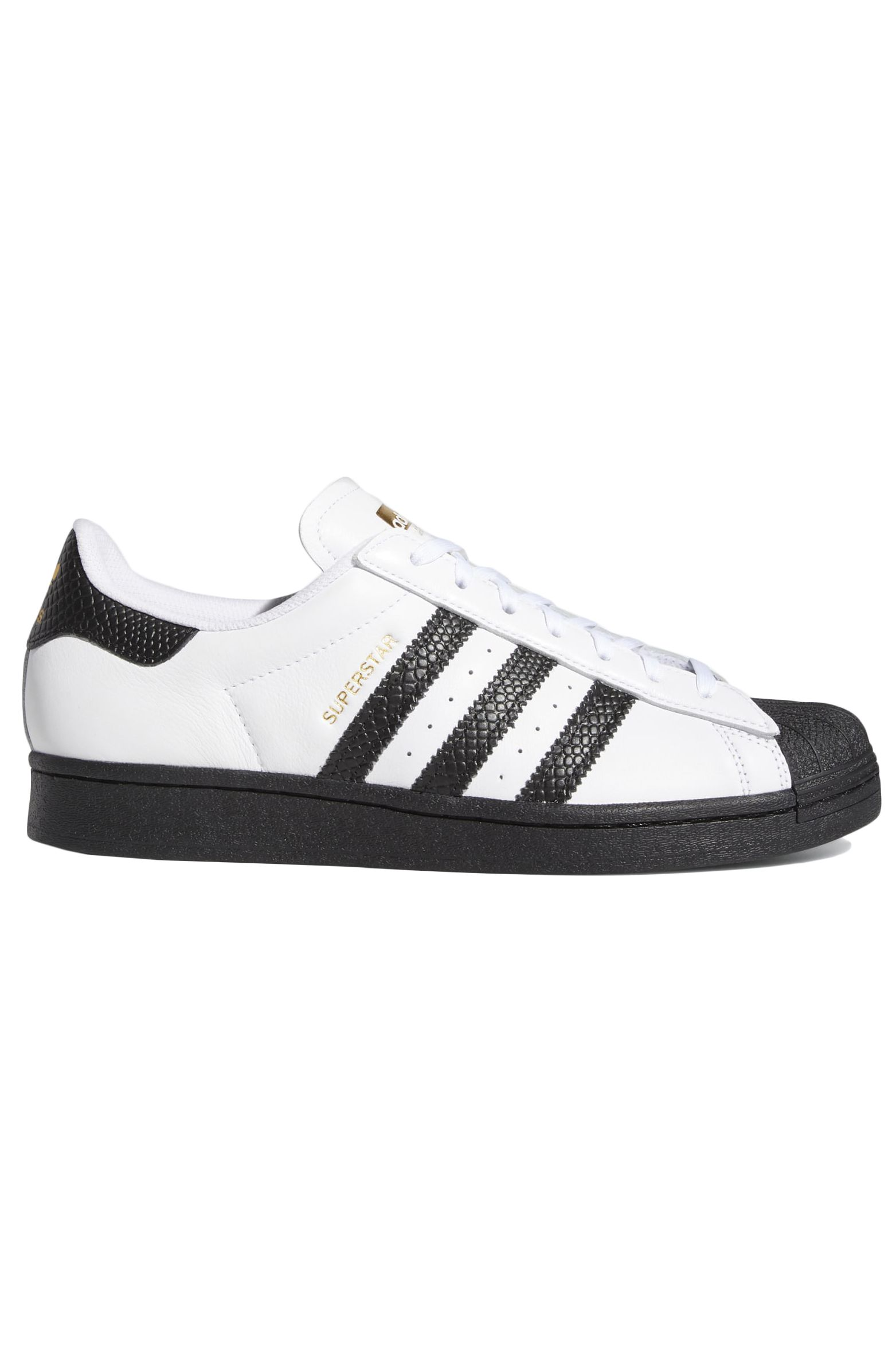Adidas Shoes SUPERSTAR ADV Ftwr White/Core Black/Gold Met.