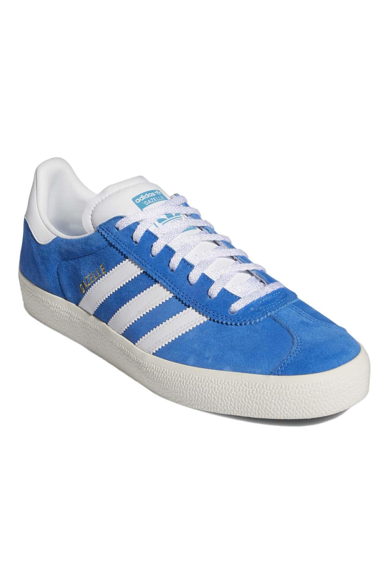 Tenis Adidas GAZELLE ADV Bluebird/Ftwr White/Chalk White