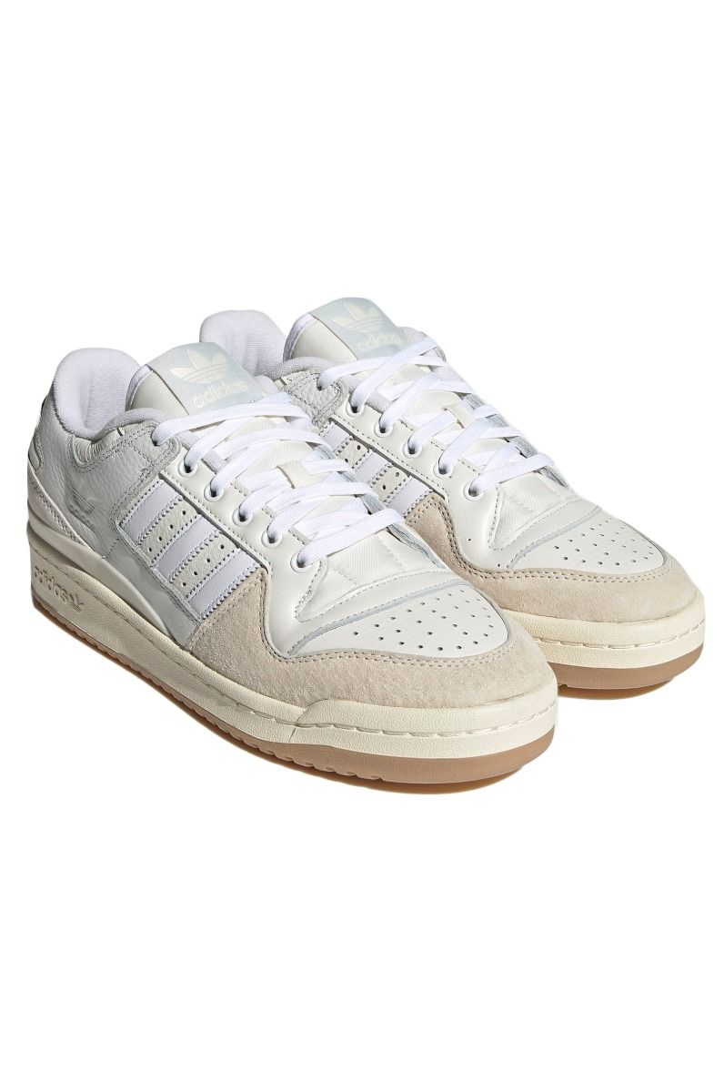 Tenis Adidas FORUM 84 LOW ADV Chalk White/Ftwr White/Cloud White