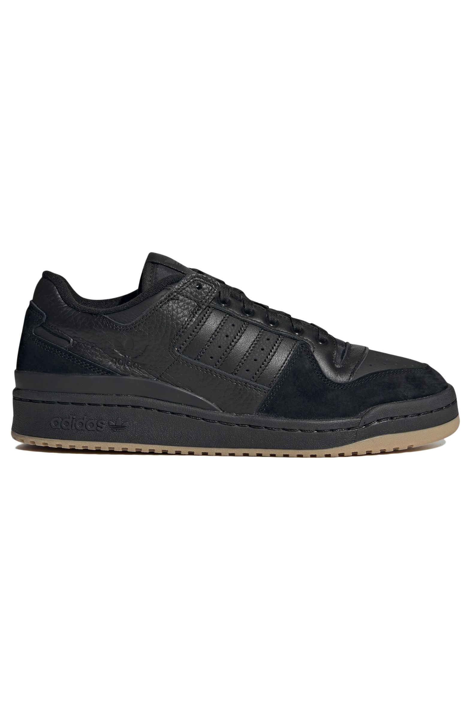 Tenis Adidas FORUM 84 LOW ADV Core Black/Core Black/Vivid Red