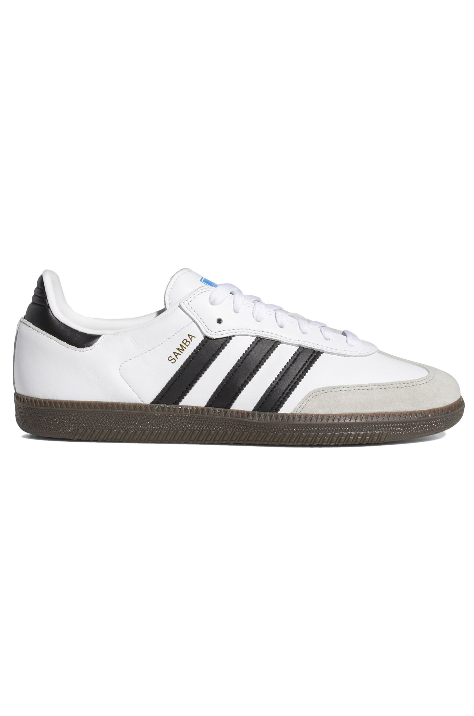 Adidas Shoes SAMBA ADV Ftwwht/Cblack/Gum5