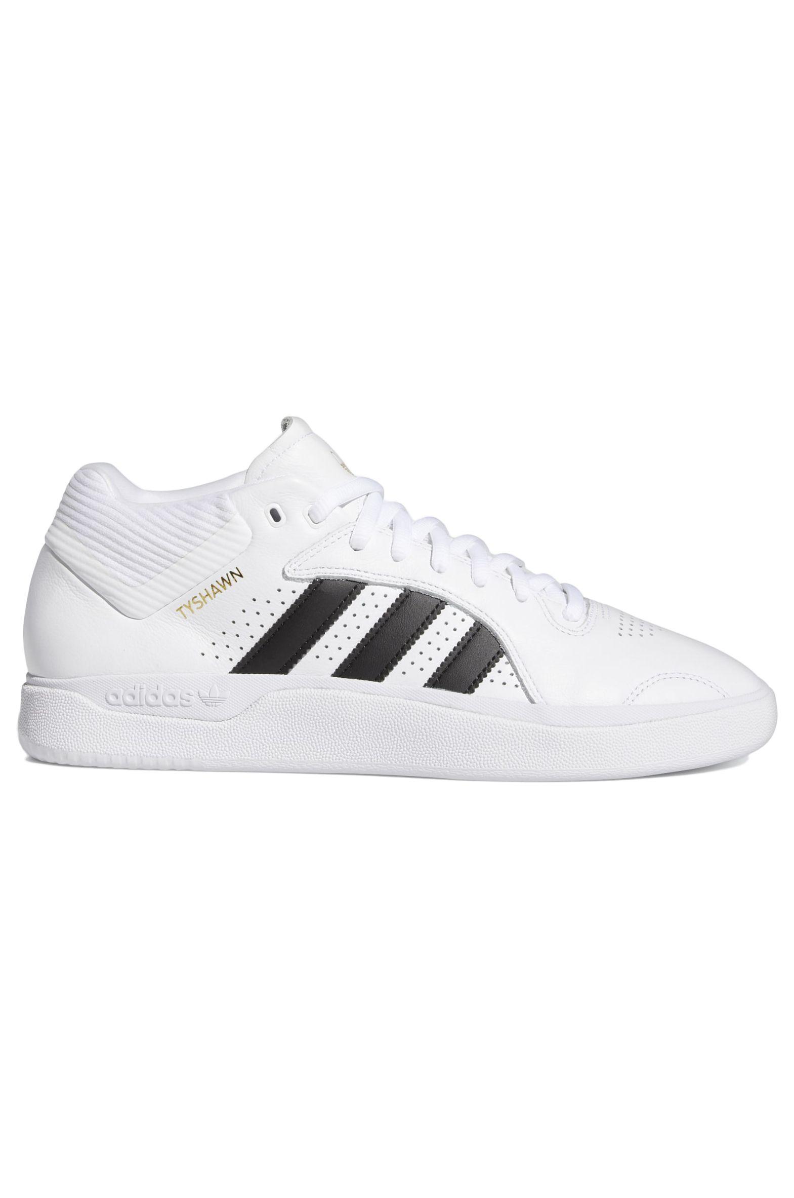 Adidas Shoes TYSHAWN Ftwwht/Cblack/Ftwwht