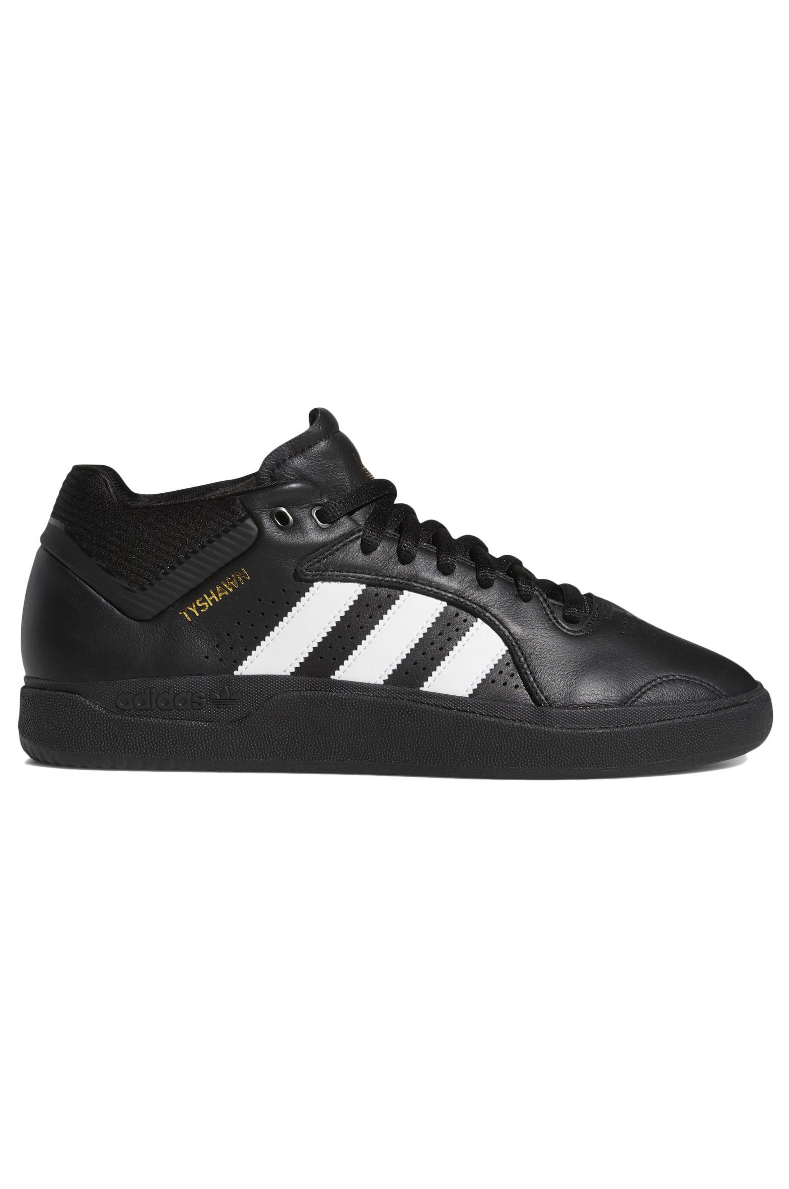 Adidas Shoes TYSHAWN Cblack/Ftwwht/Cblack