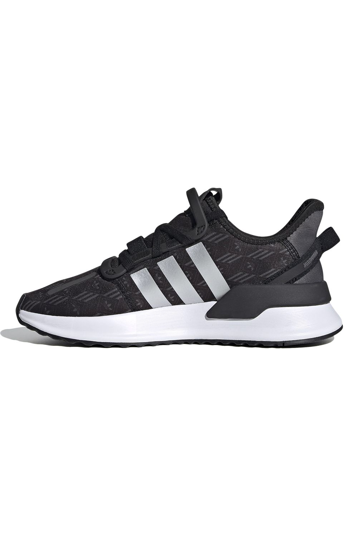 Tenis Adidas U_PATH RUN J Core Black/Matte Silver/Ftwr White