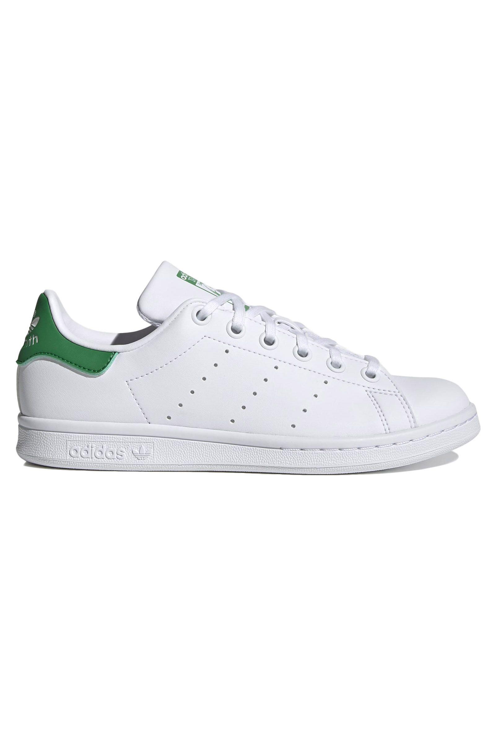 Tenis Adidas STAN SMITH J Ftwr White/Ftwr White/Green