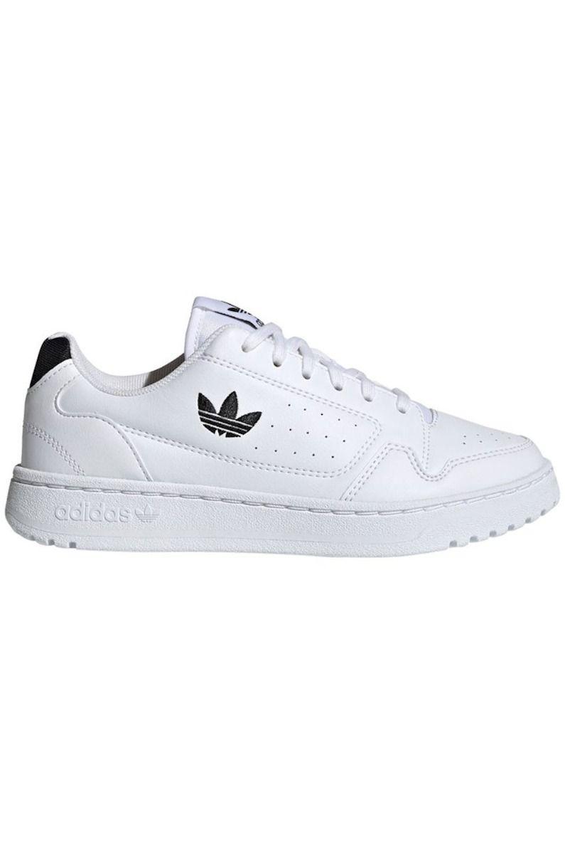 Tenis Adidas NY 92 J Ftwr White/Core Black/Ftwr White