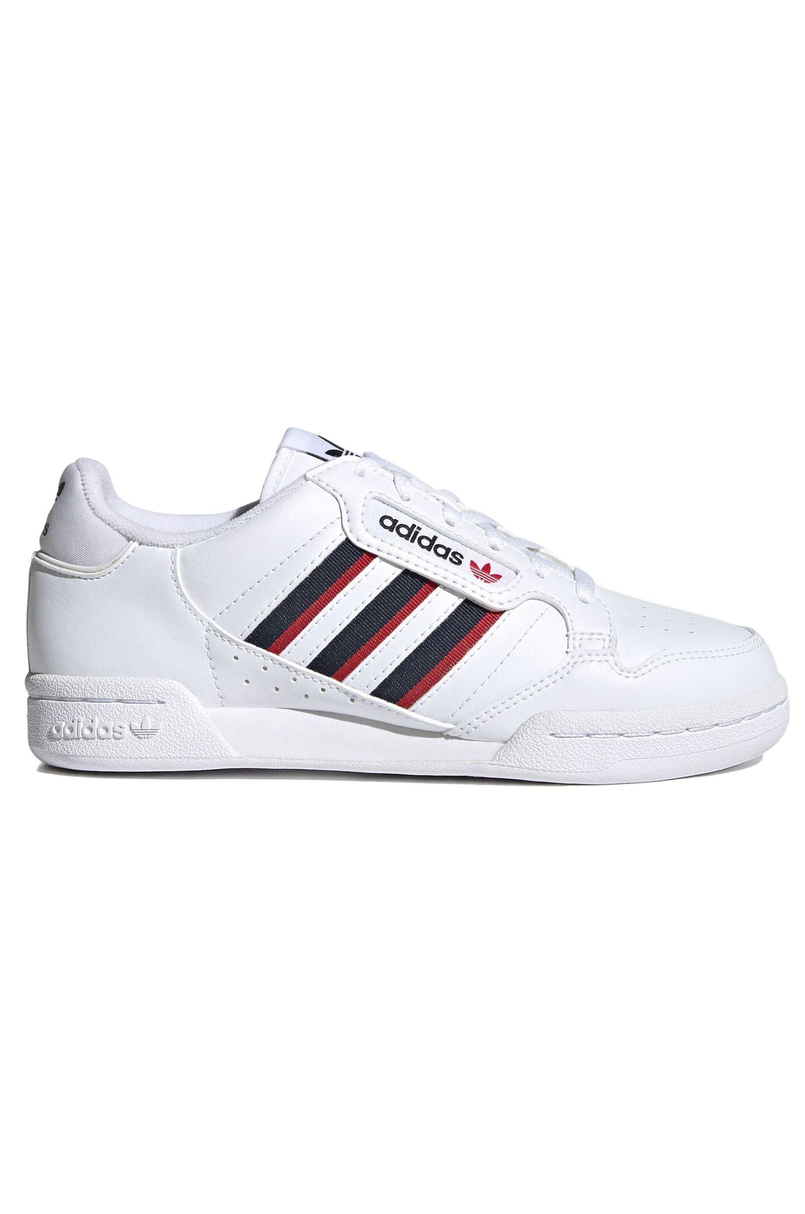 Adidas Shoes CONTINENTAL 80 STRIP Ftwrwhite