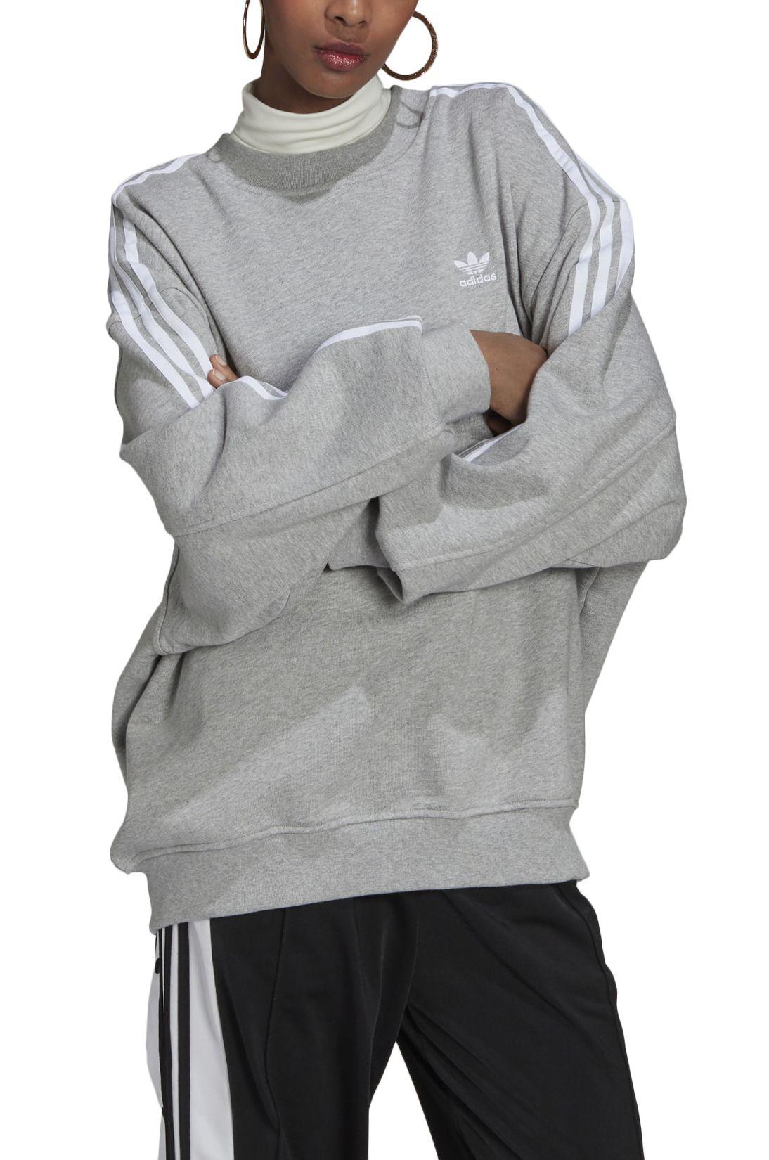 Adidas Crew Sweat OS SWEATSHIRT Megreyhtr