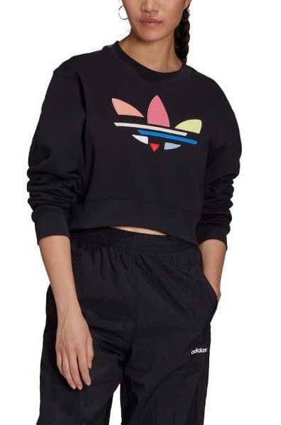 Adidas Crew Sweat SWEATSHIRT Black