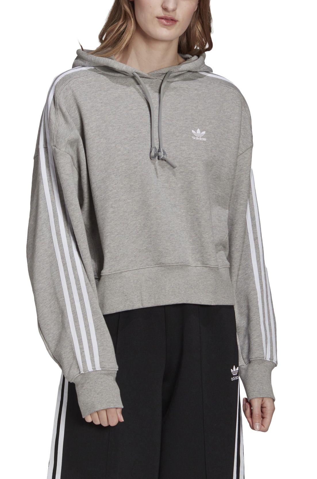Adidas Sweat Hood SHORT HOODIE Megreyhtr