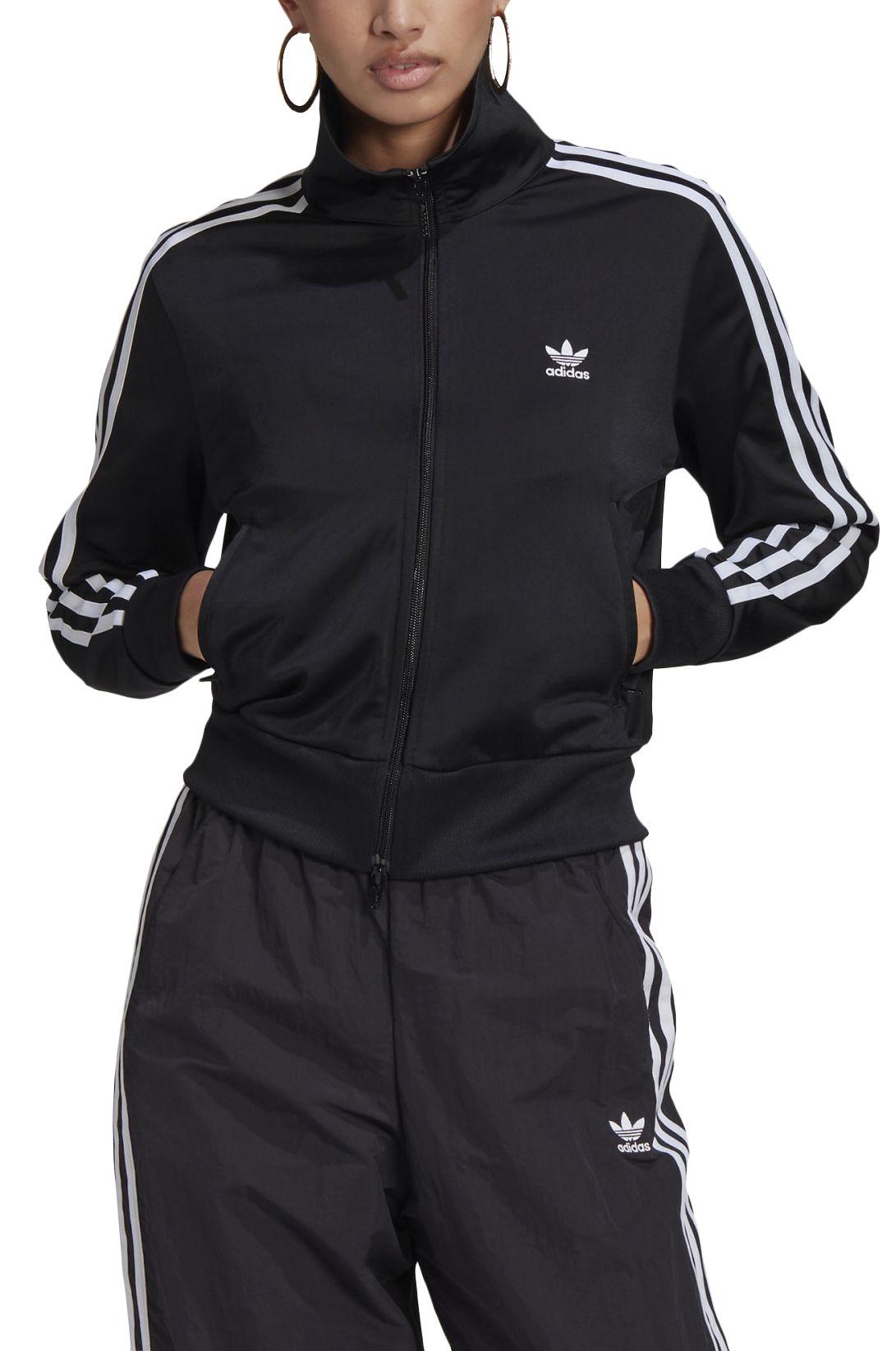 Adidas Coat FIREBIRD TT PB Black