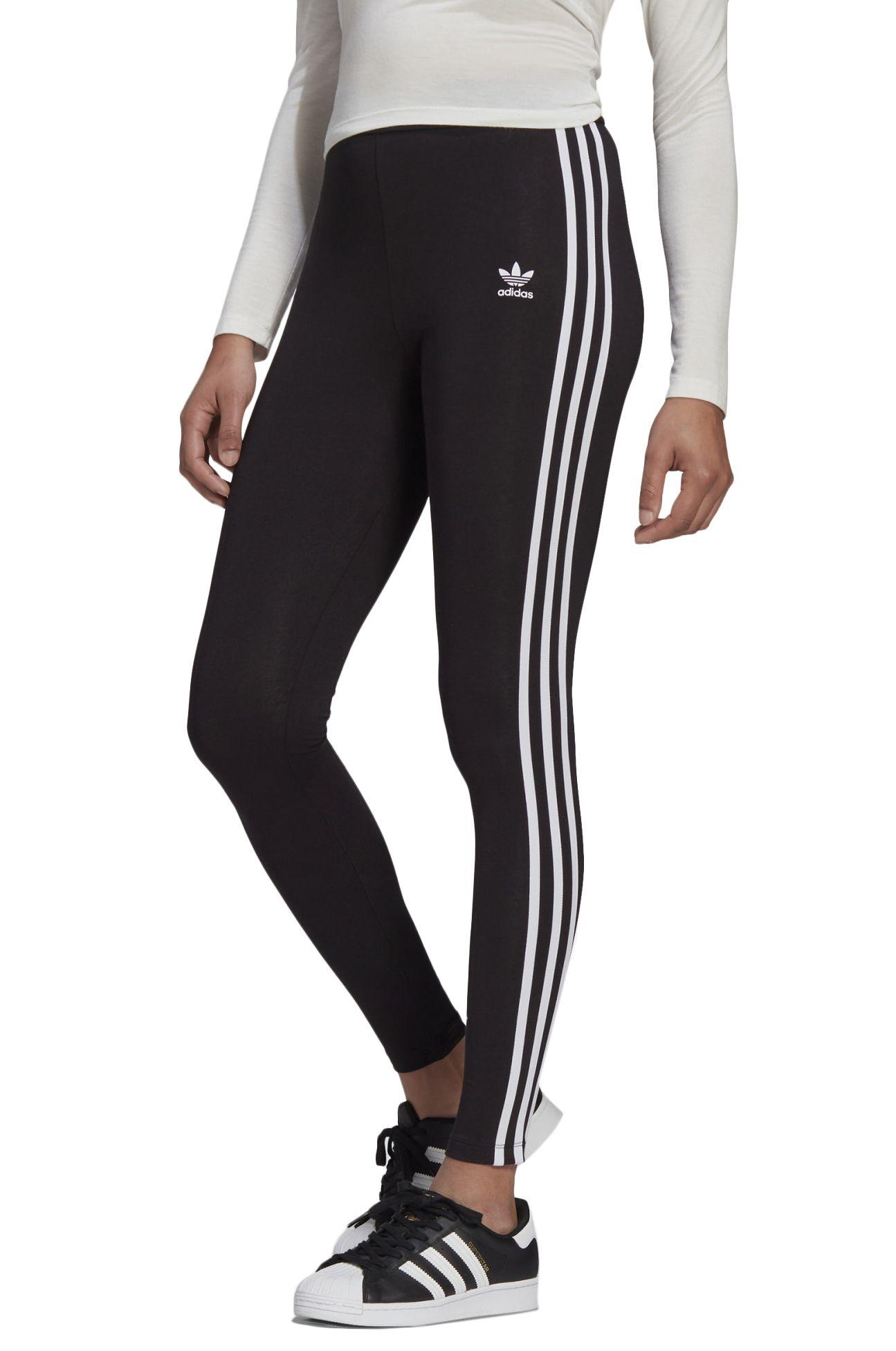 Calças Adidas 3 STR TIGHT Black