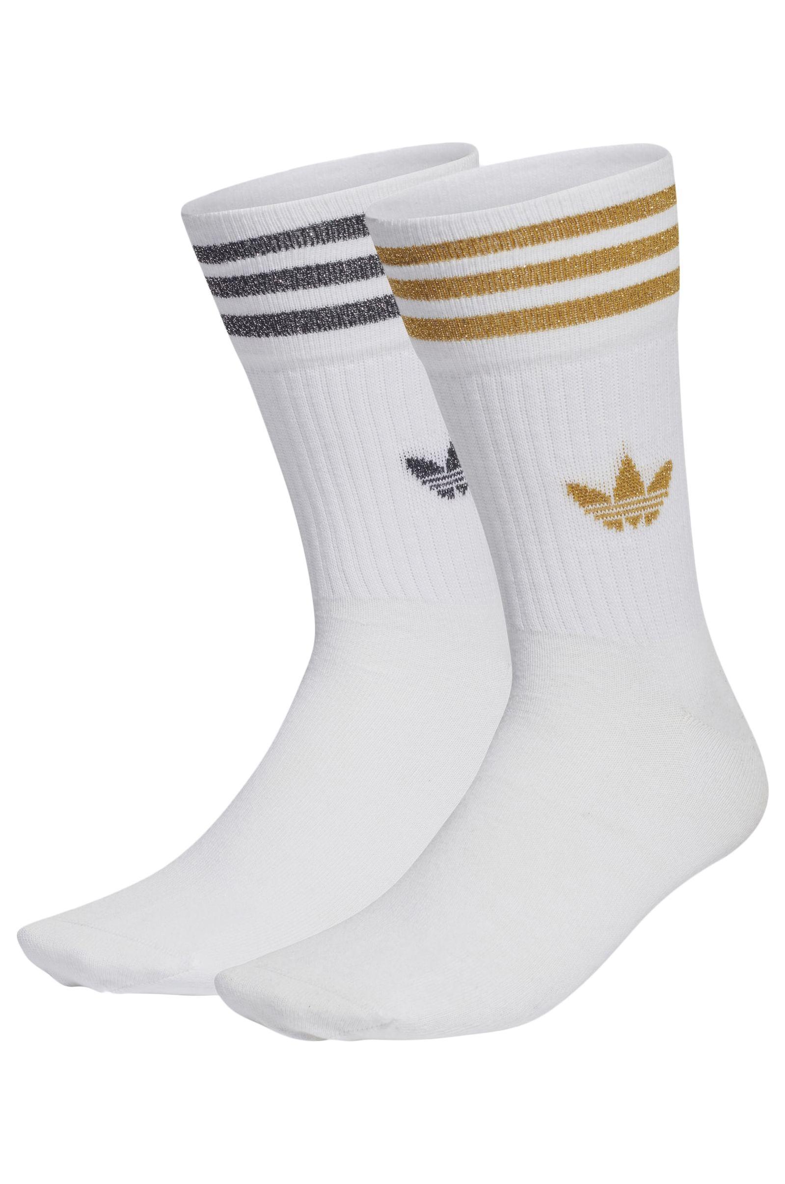 Adidas Socks MID CUT GLT SCK White