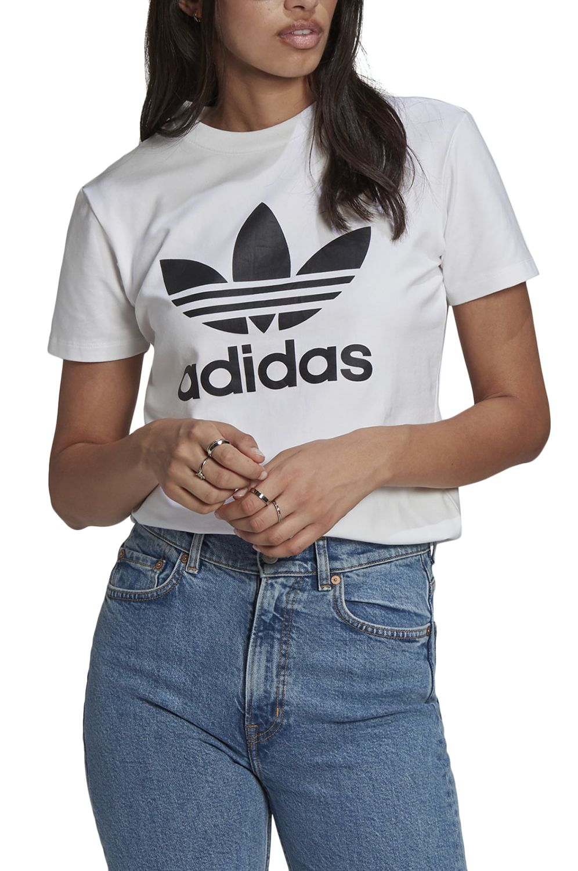 T-Shirt Adidas TREFOIL TEE White