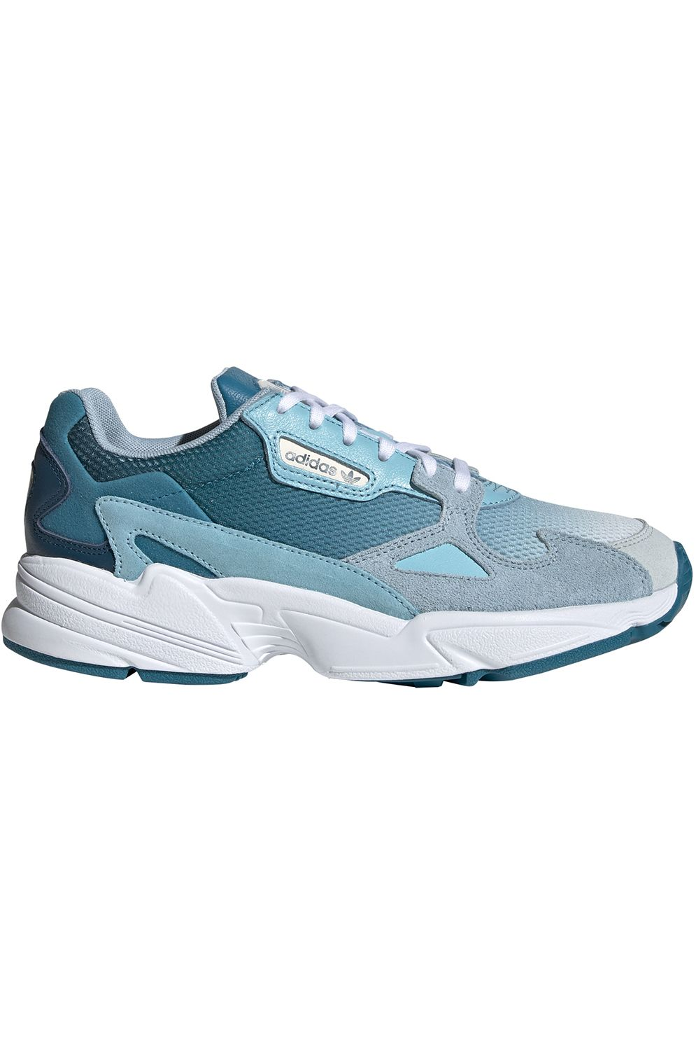 Tenis Adidas FALCON Blue Tint S18/Light Aqua/Ash Grey S18