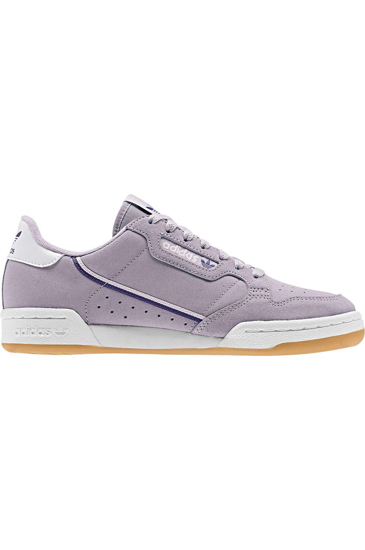Tenis Adidas CONTINENTAL 80 Soft Vision/Collegiate Purple/Orchid Tint S18
