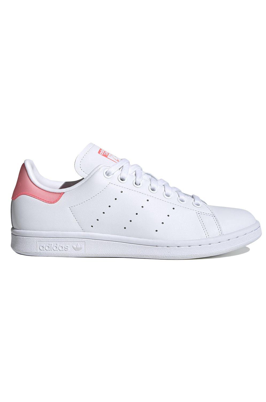 Adidas Shoes STAN SMITH W Ftwr White/Signal Pink/Ftwr White