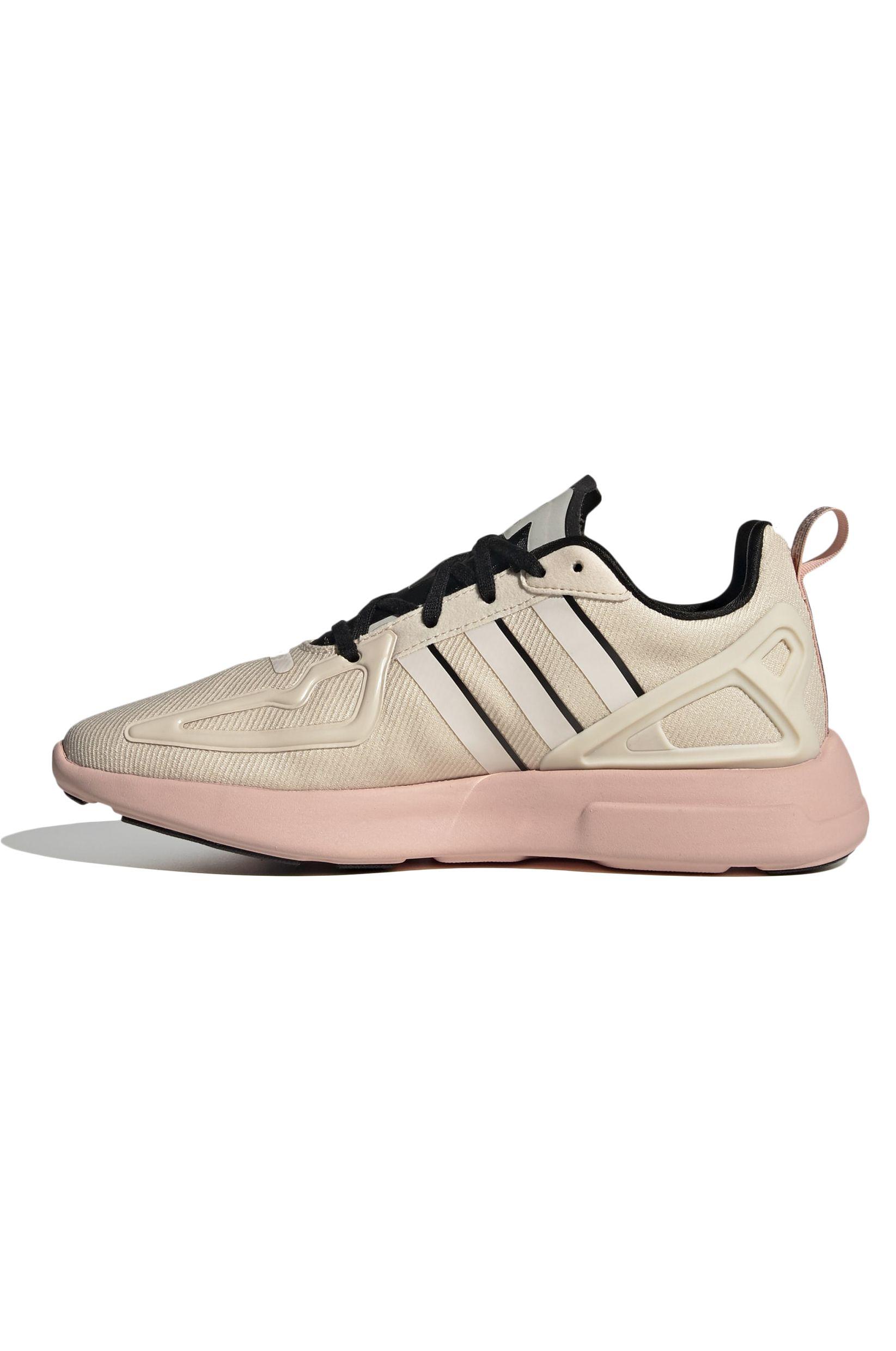 Tenis Adidas ZX 2K FLUX W Linen/Core Black/Vapour Pink